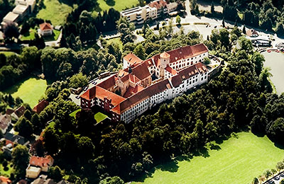 Motiv: Schloss Iburg in Bad Iburg