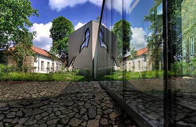 Motiv: Felix-Nussbaum-Haus in Osnabrück